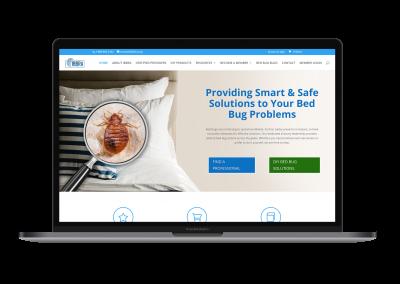 IBBRA Website Design